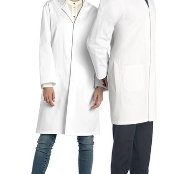 Dr. James Professional Unisex Lab Coat 39 Inch Length