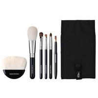 H4157 Basic Selection Brush Set A 6 pcs│Shopping 「HAKUHODO 白鳳堂」