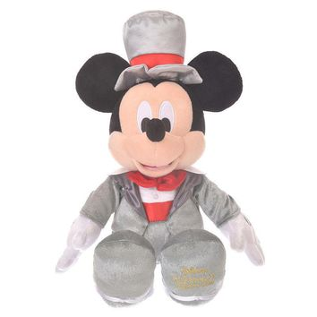Disney D23 Expo Japan 2018 Mickey Mouse Top Hat Plush New with Tag