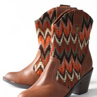 western frontier booties at ShopRuche.com