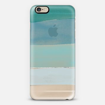OCEAN BLUES iPhone 6s case by Kate | Casetify