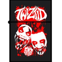 Twiztid Bloody Faces Zippo