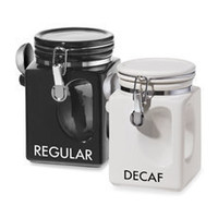 Oggi? EZ Grip Coffee Canisters - Bed Bath & Beyond