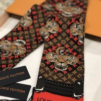 Louis Vuitton Animalle Bandeau Scarf