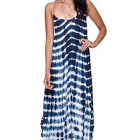 Billabong Mystic Pearl Dress - Womens Dress - Blue