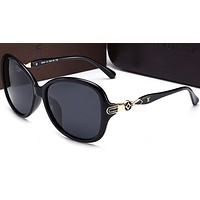 LV Louis Vuitton fashion trendy women's sunglasses