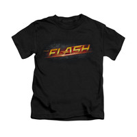 The Flash TV Show Logo Kids T-Shirt