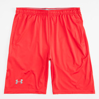 "Under Armour Mens Raid 10"" Shorts Red  In Sizes"