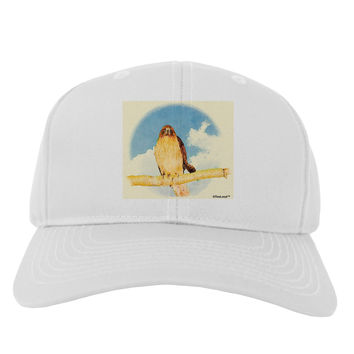 Red-tailed Hawk Adult Baseball Cap Hat