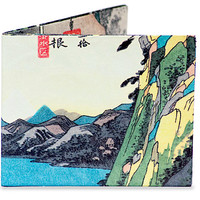 Hiroshige Mighty Wallet 856824001859