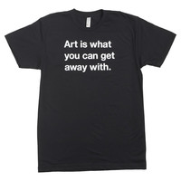 I liked this design on #Fab. Get Away With Men's Tee