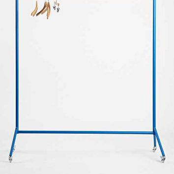 Rolling Clothing Rack-