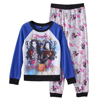 Disney's Descendants ''Auradon'' Pajama Set - Girls