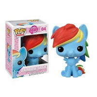 MLP Friendship is Magic Rainbow Dash Pop! Vinyl Figure