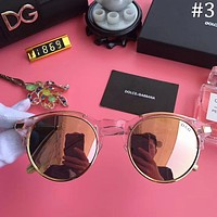D&G Dolce & Gabbana 2018 spring and summer new ladies polarized sunglasses F-A-SDYJ #3