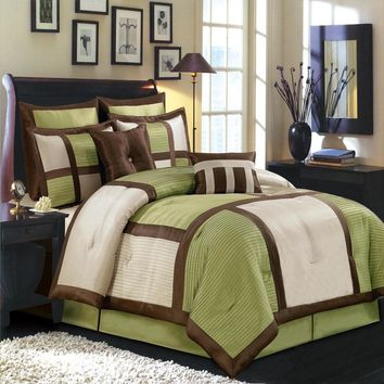 SAGE Morgan Luxury Comforter Set