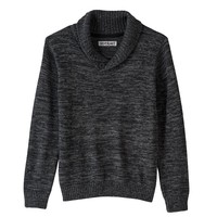 Silver Lake Pullover Shawl Sweater - Boys 8-20, Size: