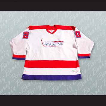 Virgina Lancers Hockey Jersey Stitch Sewn Any Player or Number