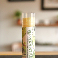 Peppermint Bee Lip Balm