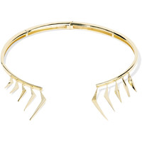 Queen Victoria gold-tone choker | Noir Jewelry | US | THE OUTNET