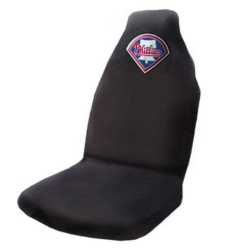 Phillies  Car Seat Cover