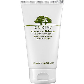 Checks and Balances™ Frothy Face Wash - Origins | Sephora