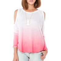 Shades Sweater in Pink - ShopSosie.com