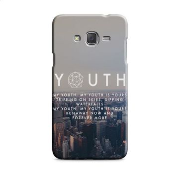 Troye Sivan Youth Lyrics Samsung Galaxy J7 2015 | J7 2016 | J7 2017 Case
