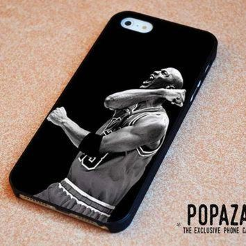 CREYUG7 Air jordan Michael Jordan iPhone 5 | 5S Case Cover