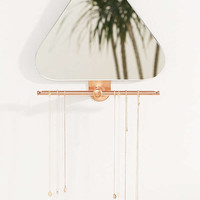 Bethany Triangle Jewelry Storage Mirror | Urban Outfitters