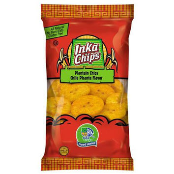 Inka Crops Chili Pic Plantain (12x4oz)