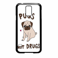 Pug Not Drugs Samsung Galaxy S5 Case