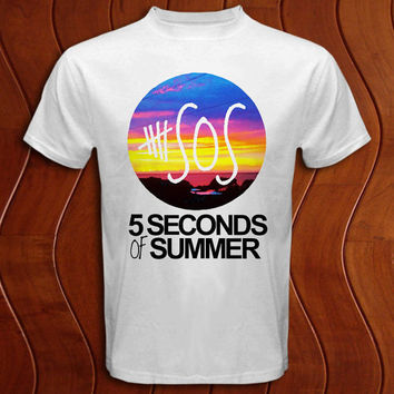 5 Seconds of Summer,5sos summer Shirt Men and Women T Shirt More Size Available