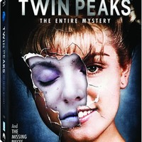 Twin Peaks - The Entire Mystery and The Missing Pieces (Blu-ray Film) - Køb Twin Peaks - The Entire Mystery and The Missing Pieces her