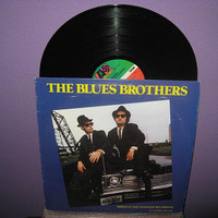 Vinyl Record Album The Blues Brothers  Original by JustCoolRecords