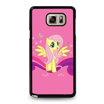 MY LITTLE PONY FLUTTERSHY Samsung Galaxy Note 5 Case Cover