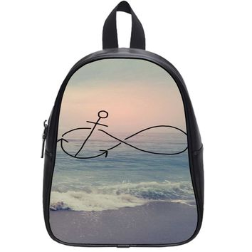 Infinity Anchor Beach School Backpack Large