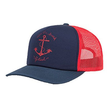 RIP CURL Iconic Womens Trucker Hat, Navy