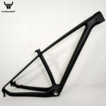THRUST T1000 Carbon Fiber Mountain Bike Frame 29er 27.5er 15 17 19
