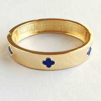 Sunday Polo Bangle