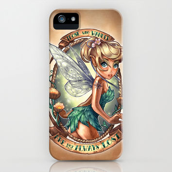 Those Who Wander Are Not Always Lost iPhone & iPod Case by Tim Shumate
