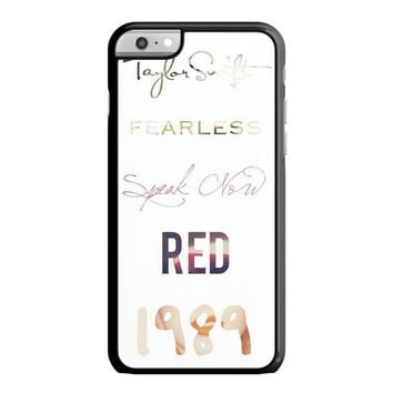 Taylor Swift Blank Space iPhone 6 Plus Case