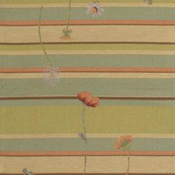 Country Flowers  French Table Runner