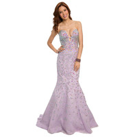 Jovani Strapless Prom Formal Dress