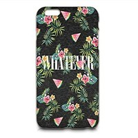 Whatever Watermelon iPhone 6 Case, Whatever Watermelon iPhone 5 Case, Whatever Watermelon Samsung Case - Craftdesign (iPhone 6)