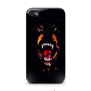 GIVENCHY ROTTWEILER iPhone 4 / 4S Case Cover