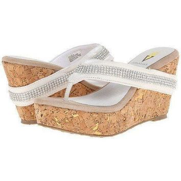VOLATILE Kala Wedge Sandals