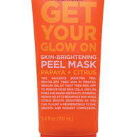 Formula 10.0.6 | Get Your Glow On | Skin-Brightening Peel Mask | Papaya + Citrus