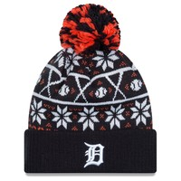 Detroit Tigers MLB Sweater Chill Knit Hat