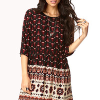 Boho Babe Babydoll Dress